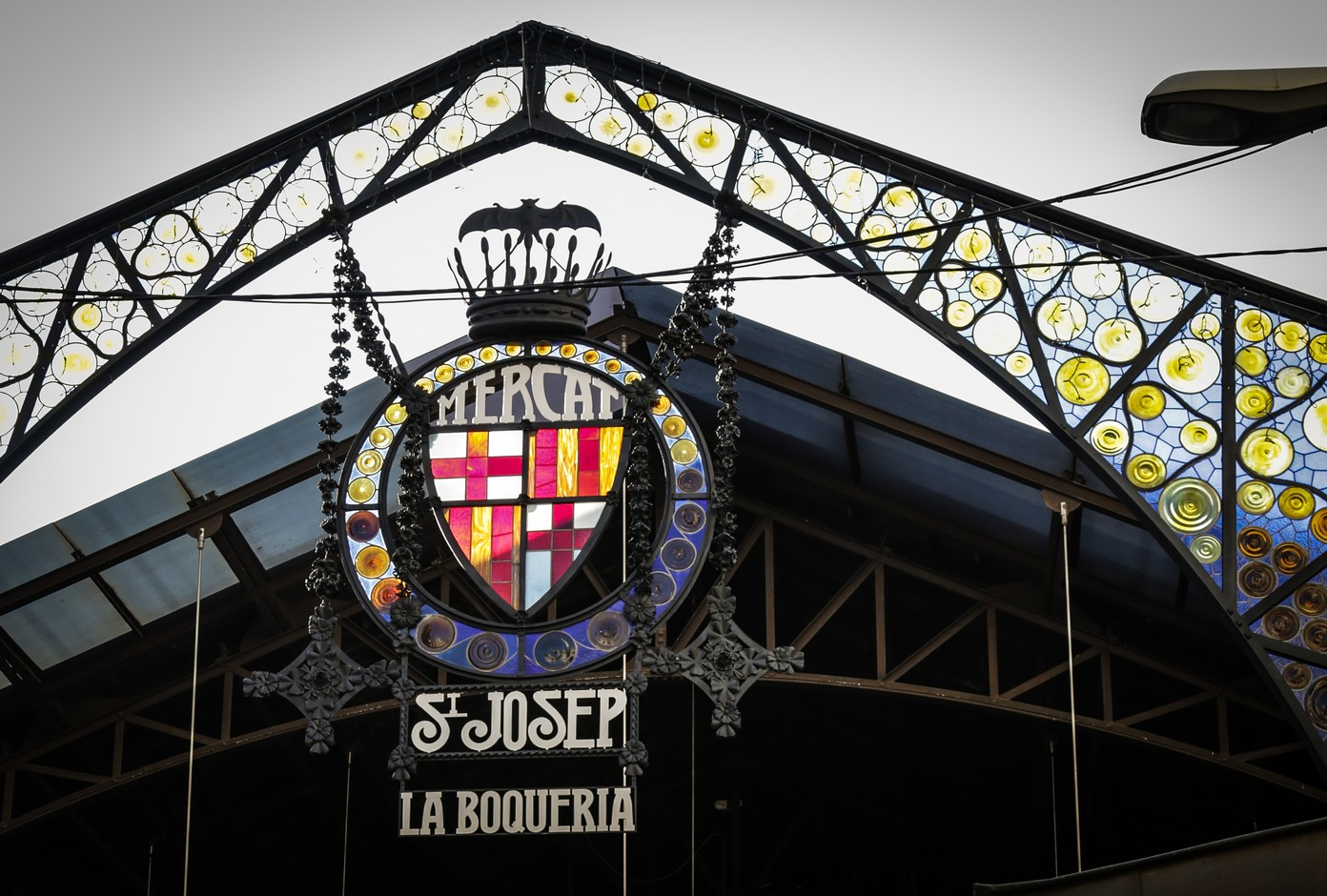 Barcelona, La Boqueria