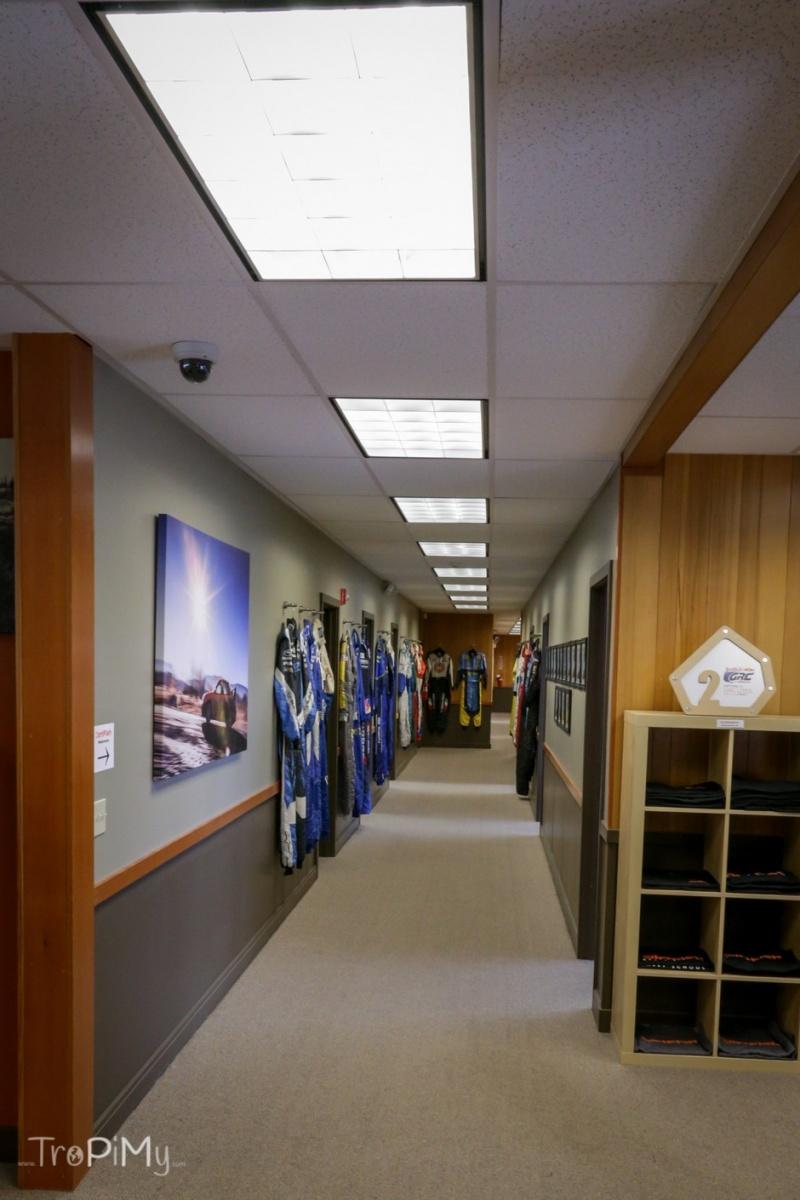 Twin Peaks - biuro szeryfa / szkoła jazdy rajdowej