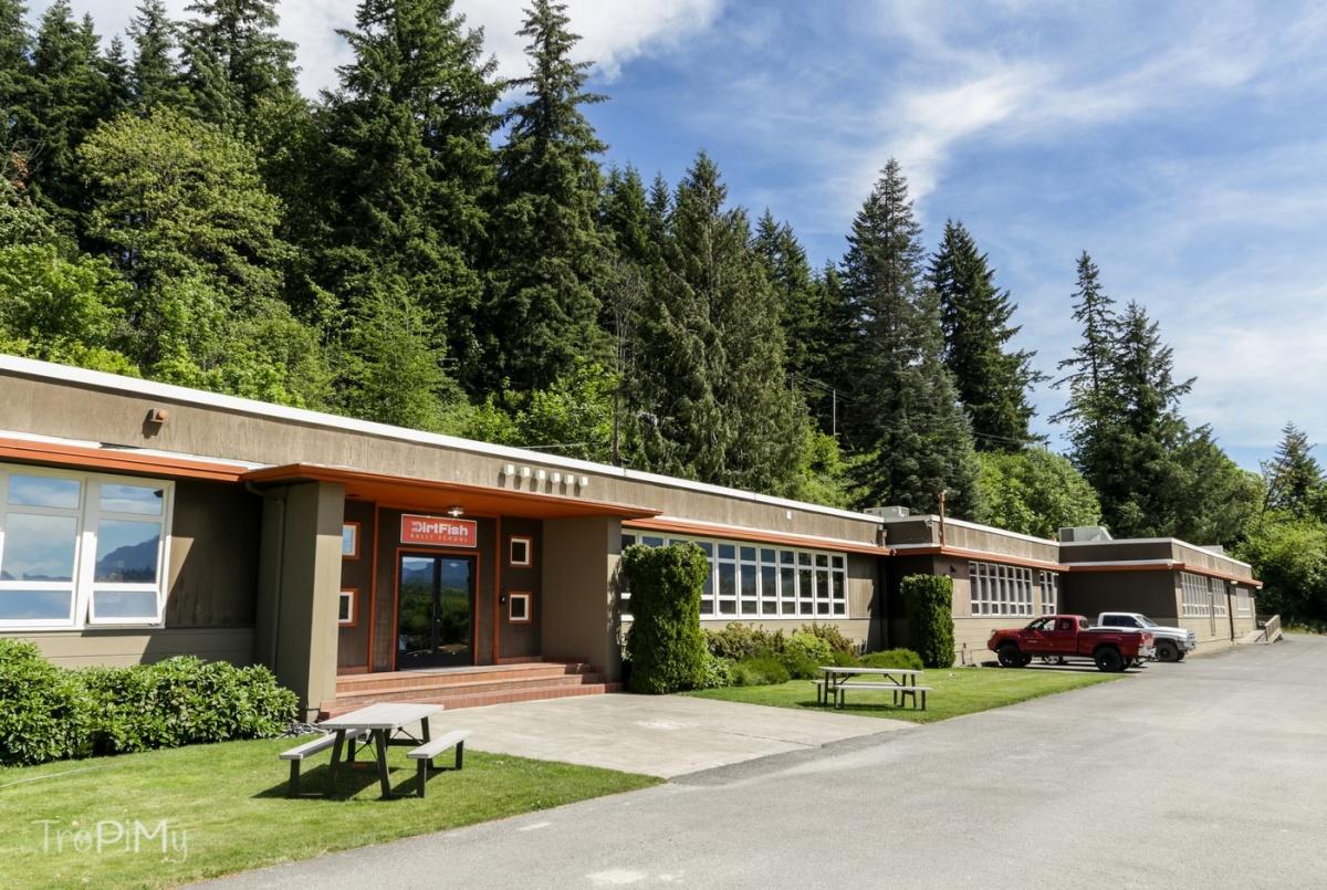 Twin Peaks - biuro szeryfa