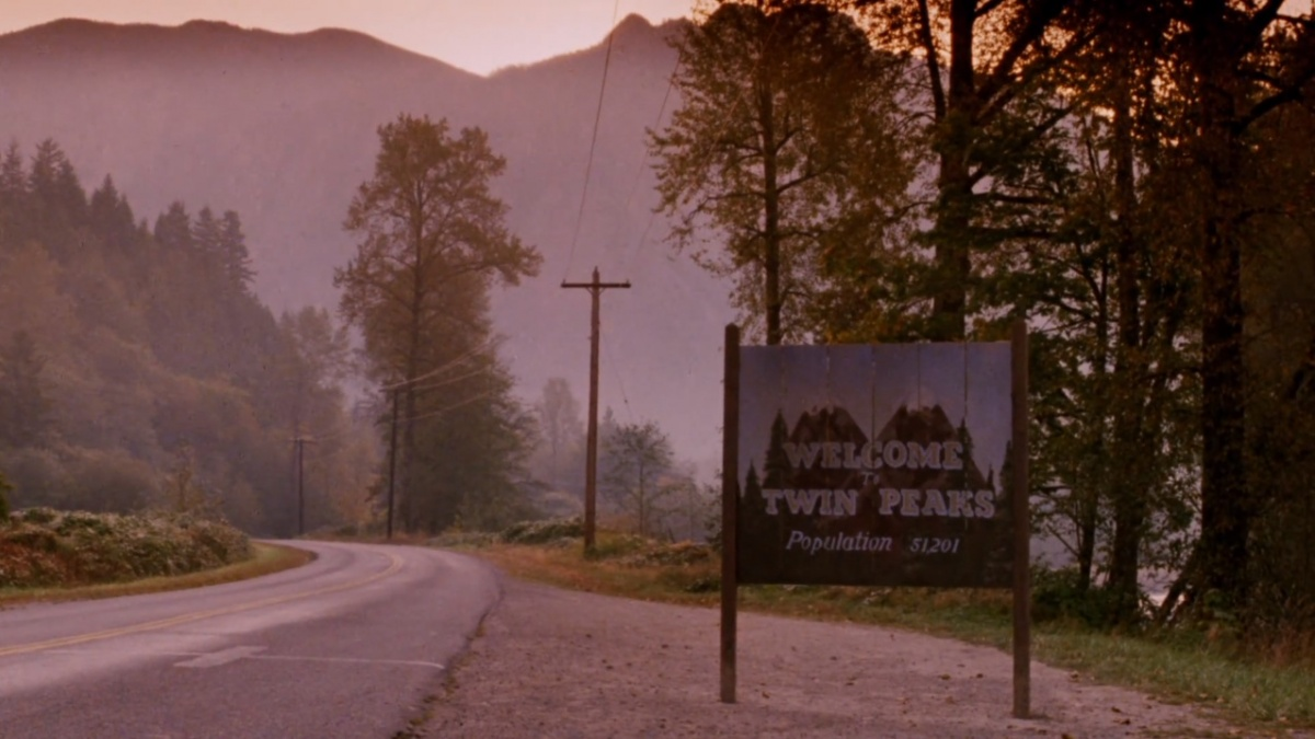 Twin Peaks - serial (intro)