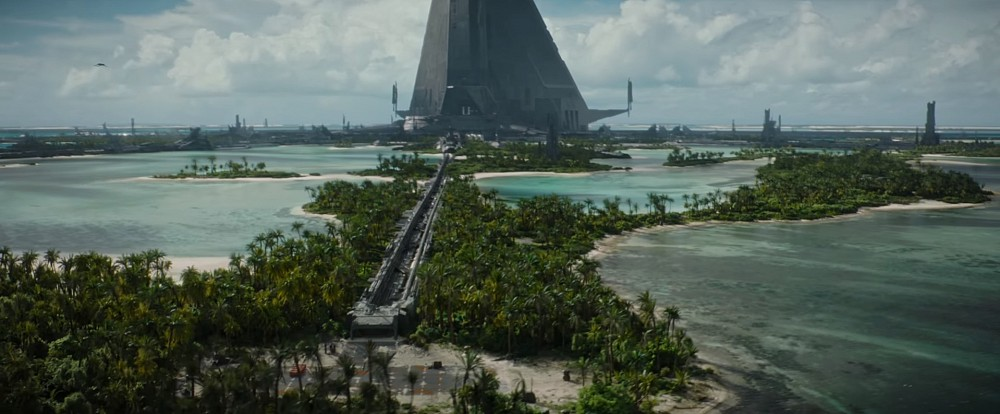 Star Wars: Rogue One - bitwa na Scarif