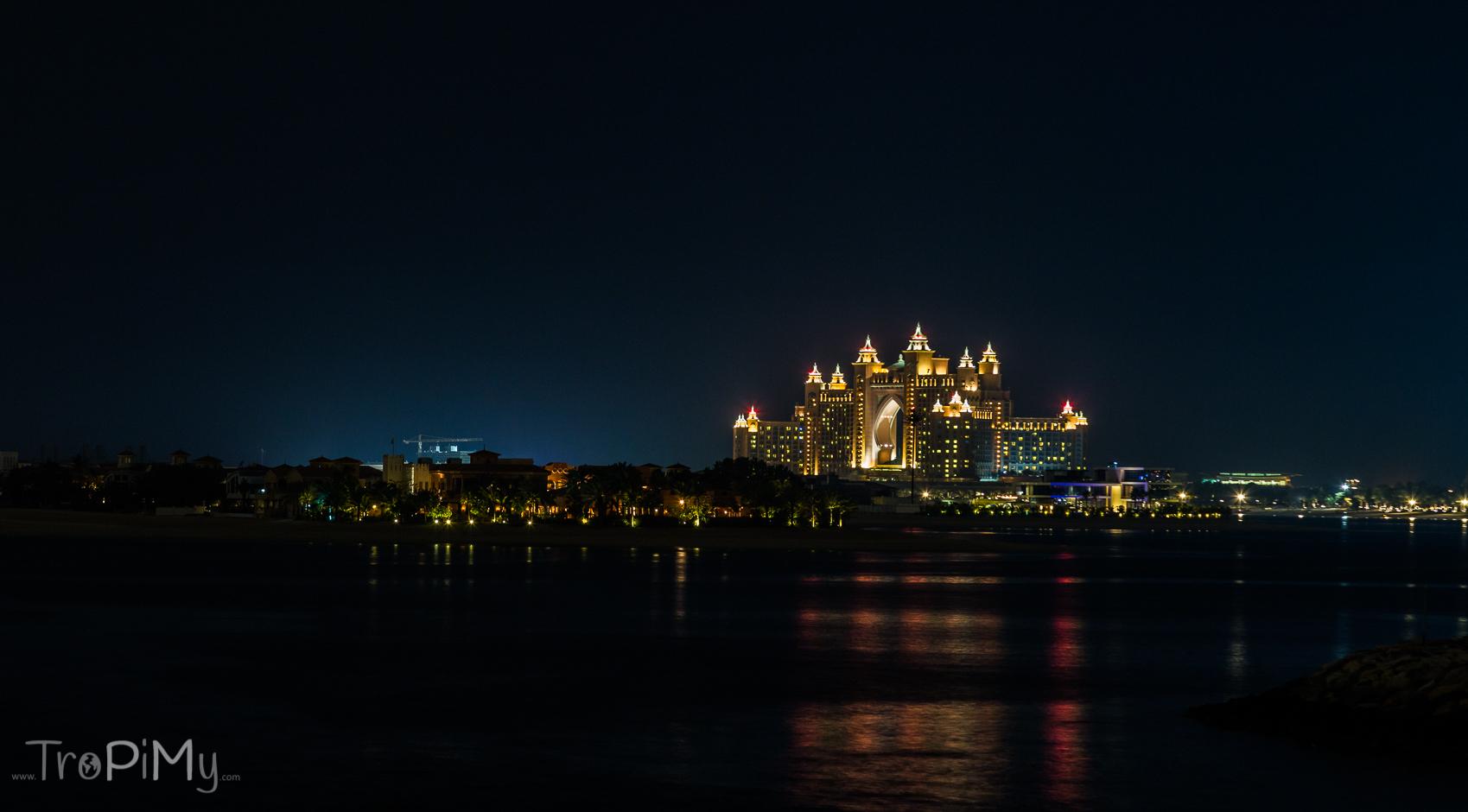 Dubaj - Atlantis