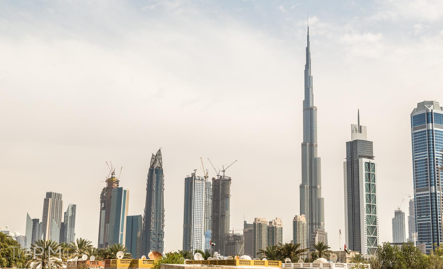 Centrum Dubaju