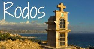 Rodos - jedna z najpopularniejszych greckich wysp