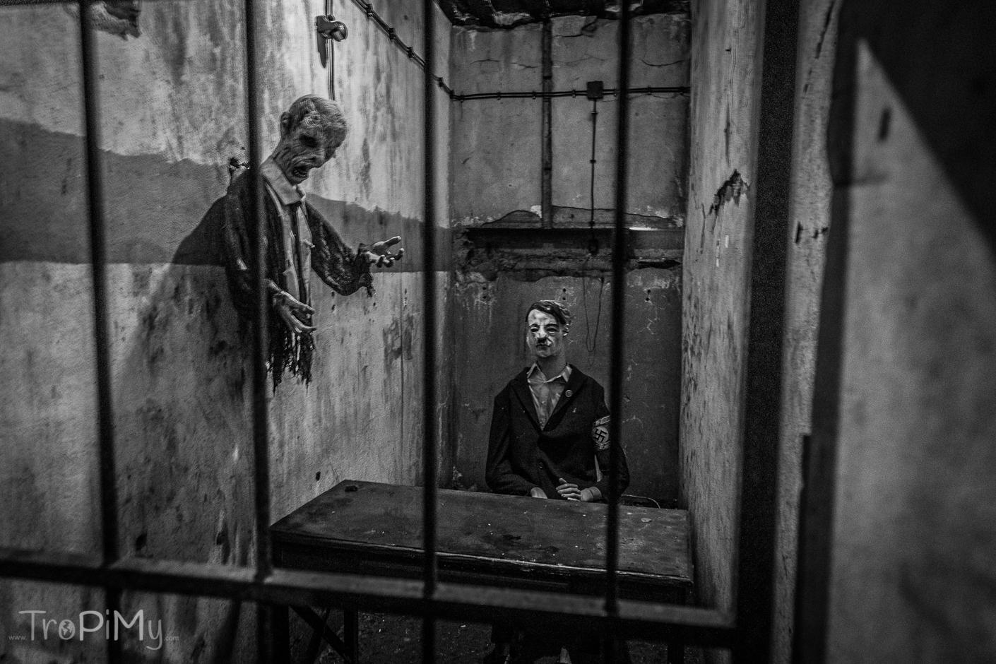 bunkry w Mamerkach