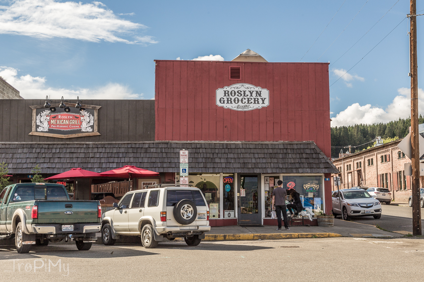 Przystanek Alaska - sklep Ruth-Anne
