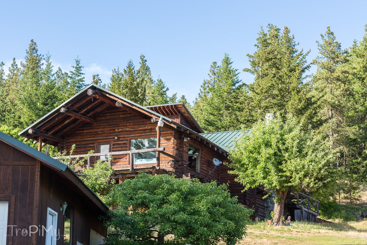 Przystanek Alaska - dom Maurice'a Minnifield'a