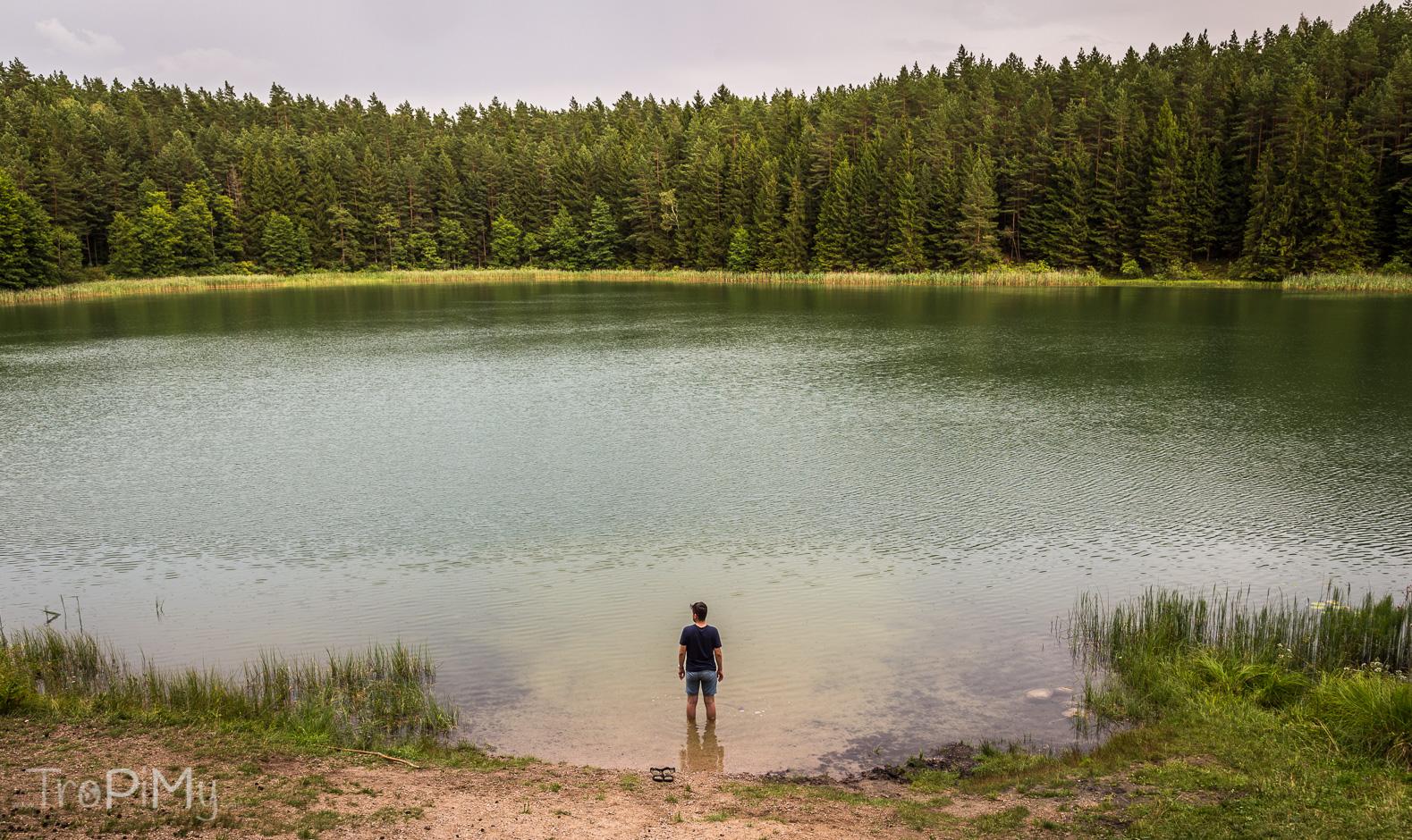 Jezioro Gałęziste