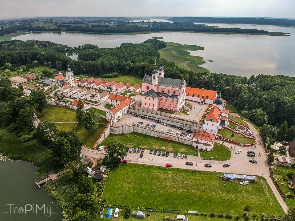 Wigierski Park Narodowy - Klasztor
