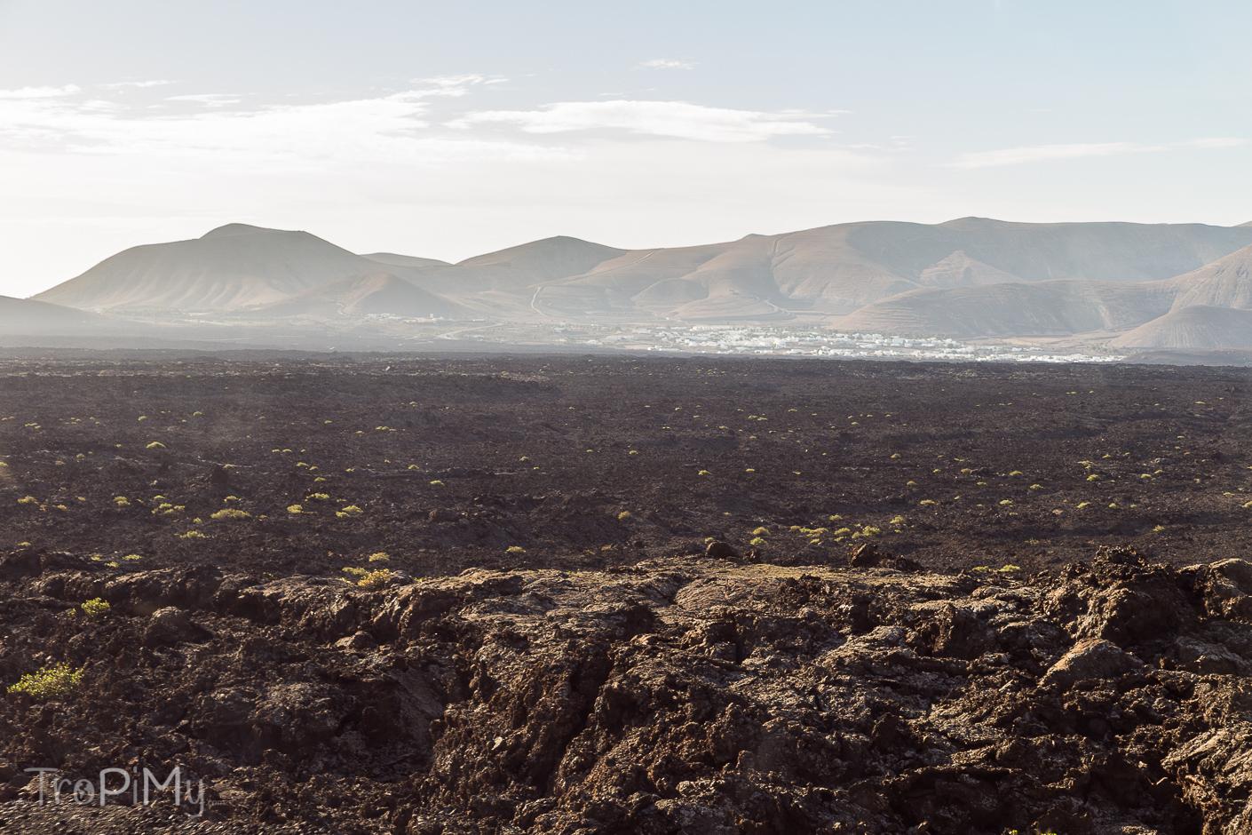 Park Narodowy Timanfaya na Lanzarote